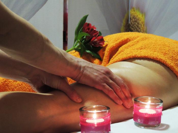 Rekondiční/Relaxační masáž